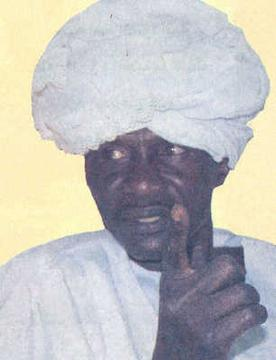 Photograph of Ali Kushayb; a senior Janjaweed commander who supported the Sudanese government against Darfur rebel groups, and currently is sought under an arrest warrant by the International Criminal Court (ICC) for war crimes (Wikipedia/File)