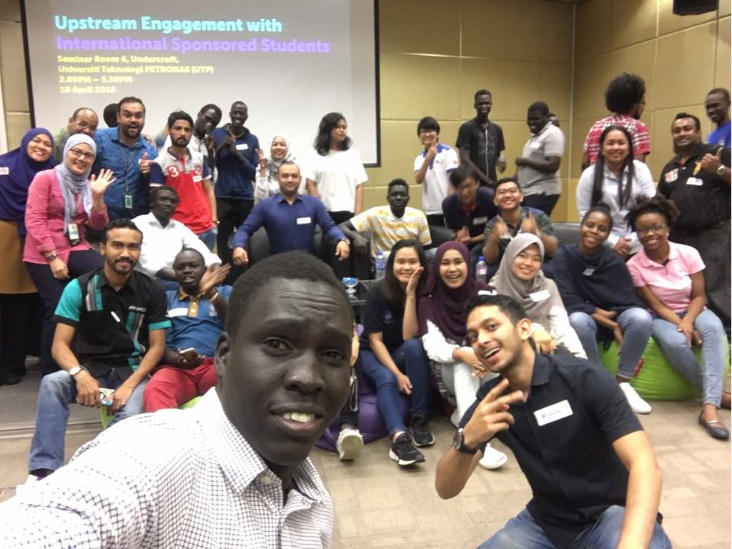Students from Africa expand their horizons to Malaysia