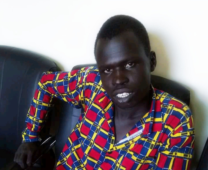 Deng Akok Muoradid (photo source file)