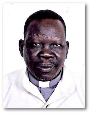 Late / Rev late Stephen Odok Goldit Ajawino