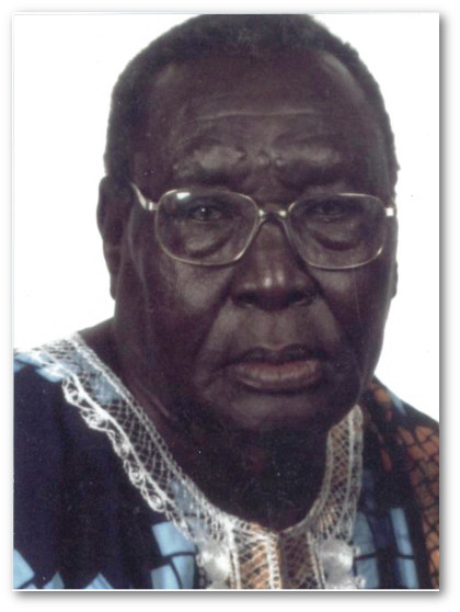 Late Elder James Ogilo Agor