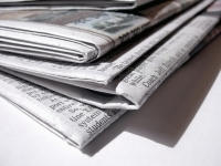 newspaper editor arrested